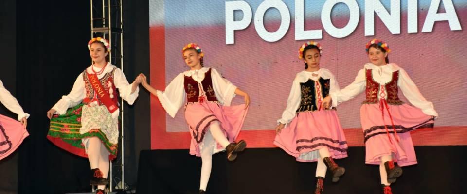 Comenzaron los festivales y el circuito gastronómico de la 44° Fiesta Provincial del Inmigrante