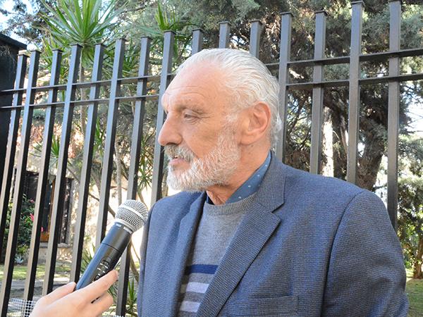 Condolencias del Ejecutivo Municipal por el fallecimiento de Carlos Festa