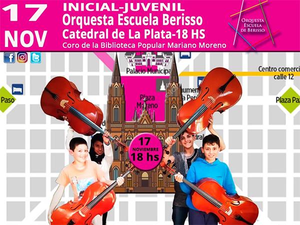 Concierto de la Orquesta Escuela