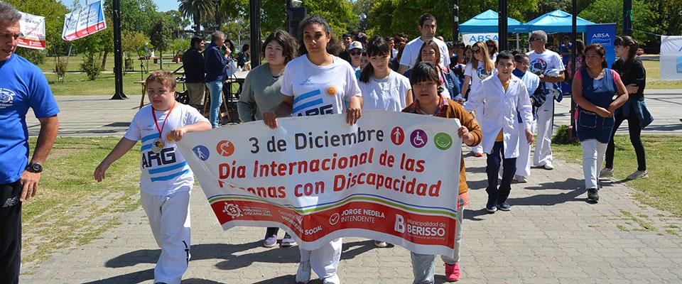 Actividades Municipales por el Día Internacional de las Personas con Discapacidad