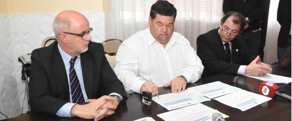 Nedela es el primer Intendente local en presentar públicamente su Declaración Jurada Anual de Bienes