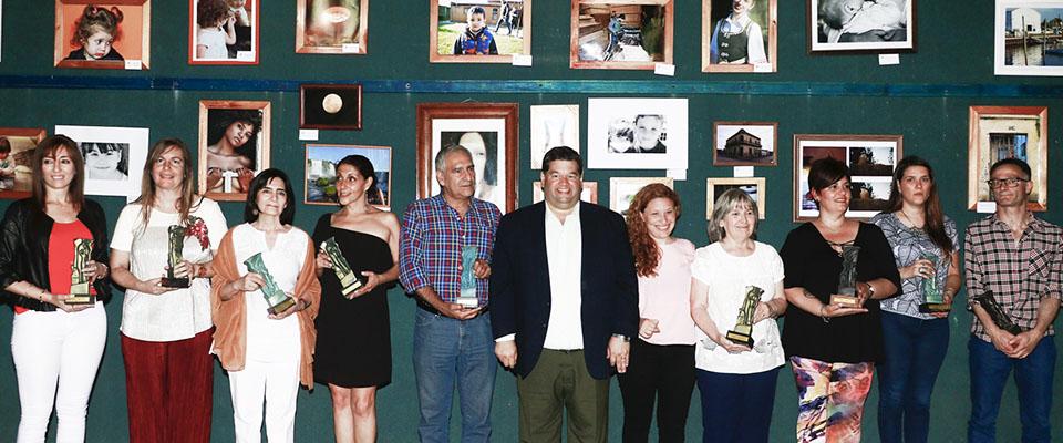 Se entregaron los Premios Daniel Román 2018 en reconocimientos a referentes de la Cultura local