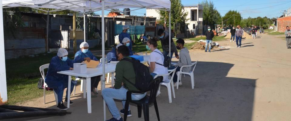 "Se desarrolló un operativo ""Detectar"" en Barrio Obrero"
