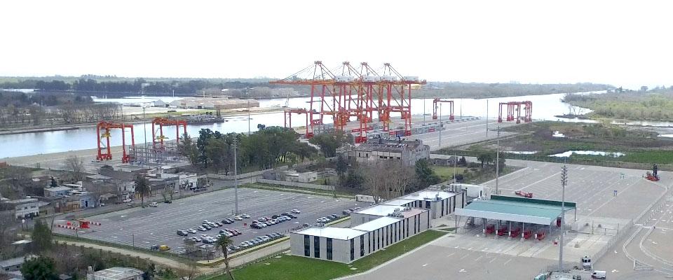 La Terminal de Contenedores de TecPlata instalada en Berisso comenzará a funcionar con operaciones regulares