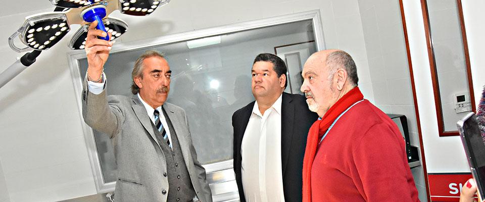 La nueva Guardia de Emergencias del Hospital de Berisso comenzará a funcionar en próximos días con todos sus servicios