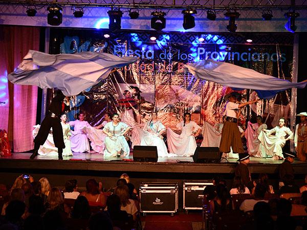 22, 23 y 24 de noviembre, 16° Fiesta del Provinciano