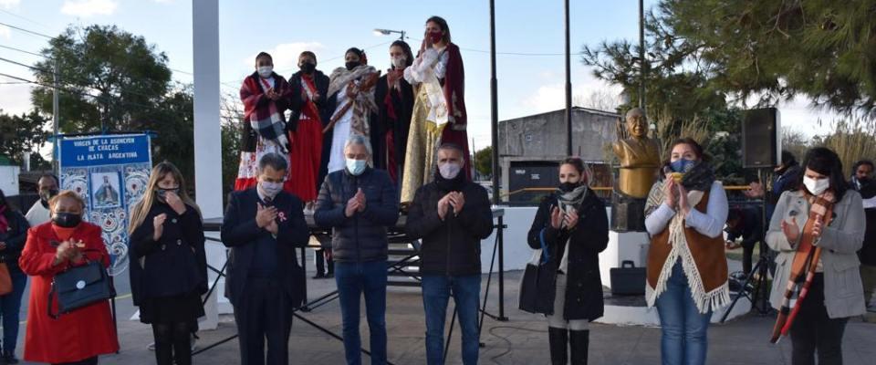 Acto por el Bicentenario de la Independencia del Perú
