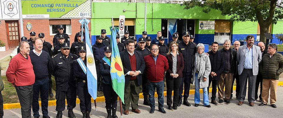 20 nuevos efectivos policiales cumplirán tareas de prevención en las calles
