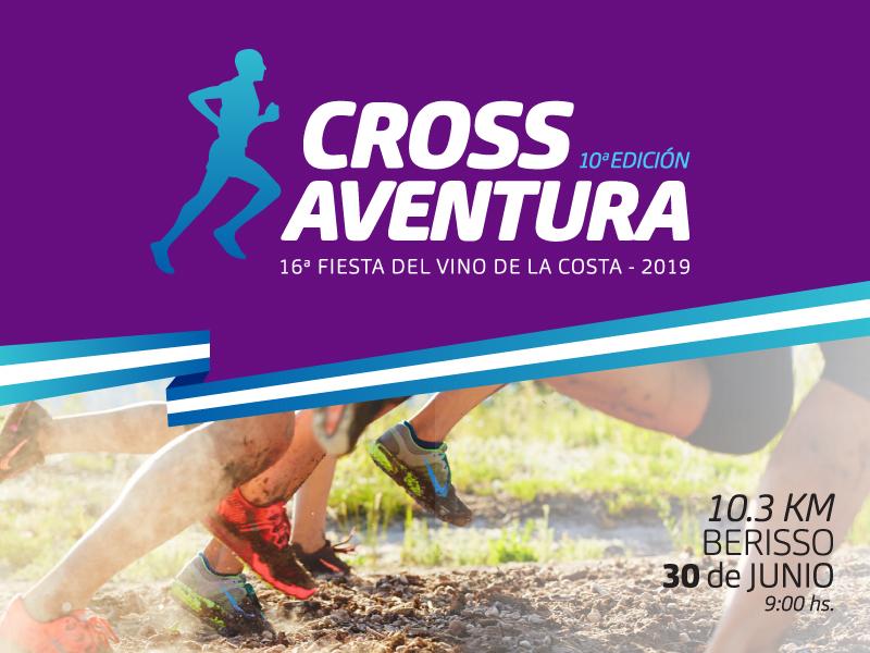 Nueva edición de la carrera de Cross Aventura 10.3 Km