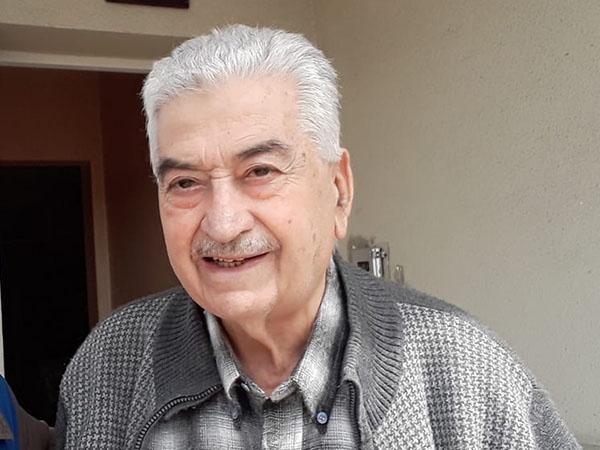 Condolencias del Intendente Jorge Nedela por el fallecimiento de Juan Antonelli, Ciudadano Ilustre de la ciudad