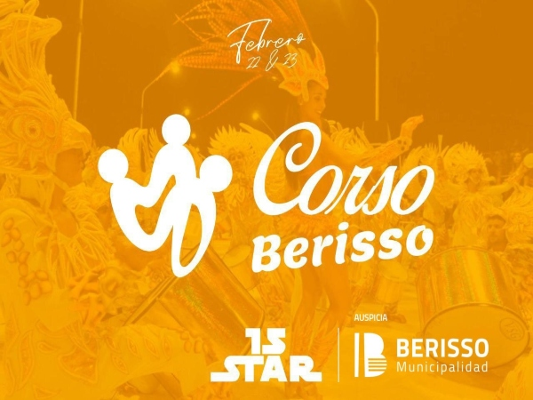 Este fin de semana se vivirá una nueva edición del Corso de Berisso