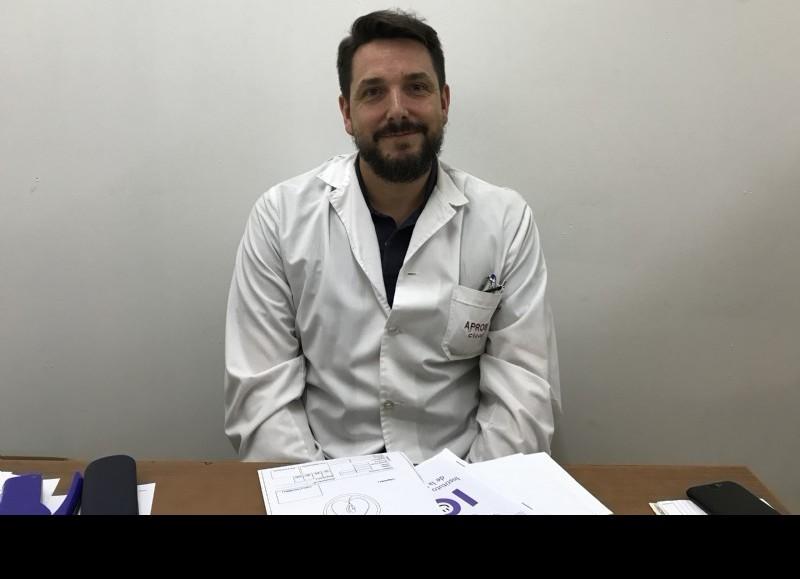 Santiago Ramírez Borga es el nuevo Secretario de Salud