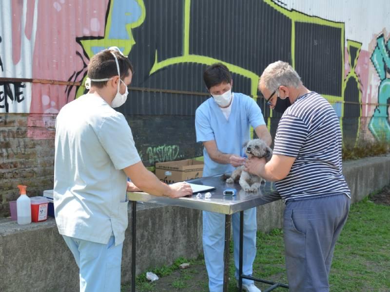 Se llevó a cabo un Operativo Sanitario Integral en el Barrio Náutico